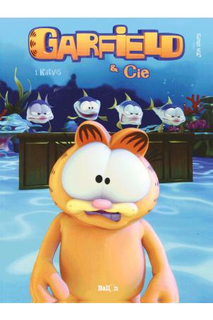 Garfield, katvis