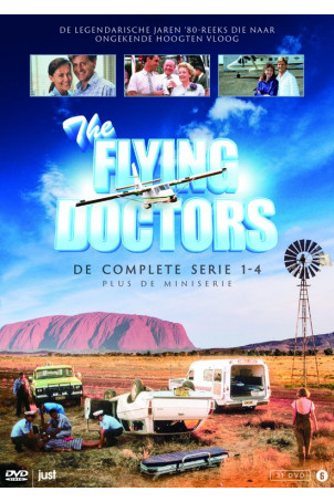 Flying Doctors - Complete collection