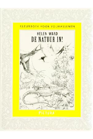Kleurboek voor volwassenen - Parijs