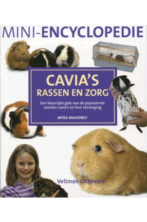 Mini-encyclopedie cavia's rassen en zorg