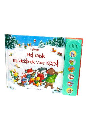Eerste muziekboek voor kerstmis