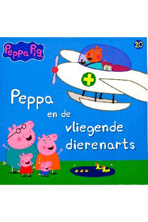 Peppa leesboekje 20