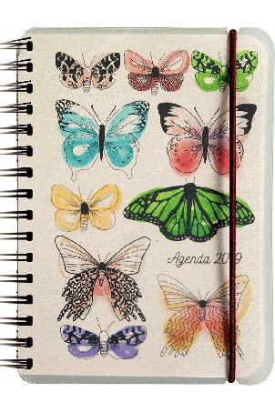 Zakagenda ringband 2019 Butterflies