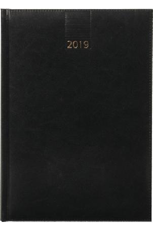 Business timer bureau agenda 2019 zwart nr 101