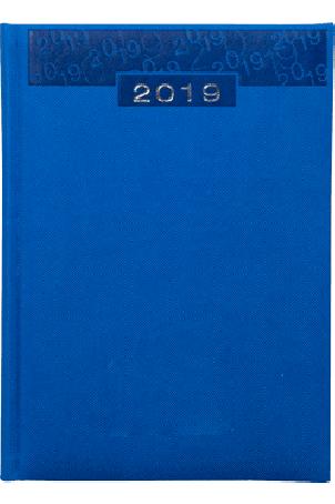 Bureau agenda directeur dobby 2019 blauw nr 109