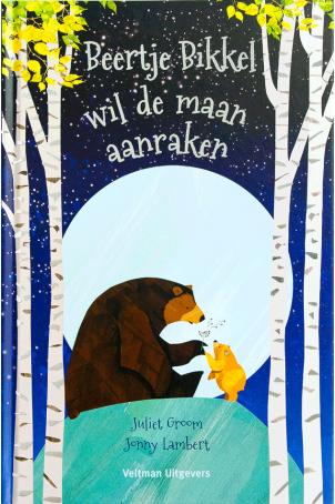 Beertje Bikkel wil de maan aanraken