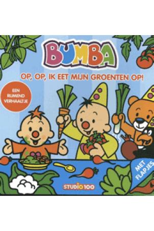 Bumba - op,op, ik eet mijn groenten op!