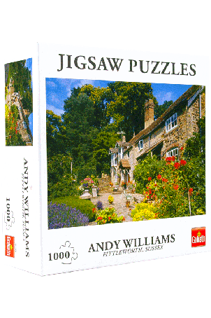 Puzzel Fittleworth Sussex (1000 stukjes)