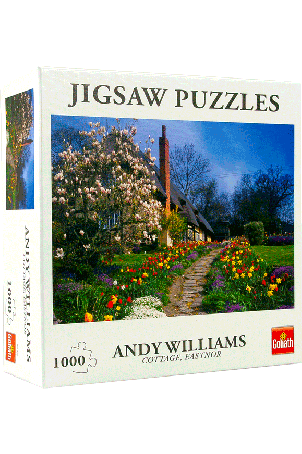 Puzzel Cottage Eastnor (1000 stukjes)