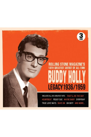 Buddy Holly - Legacy..
