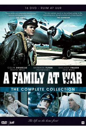 Family at war - Complete collection
