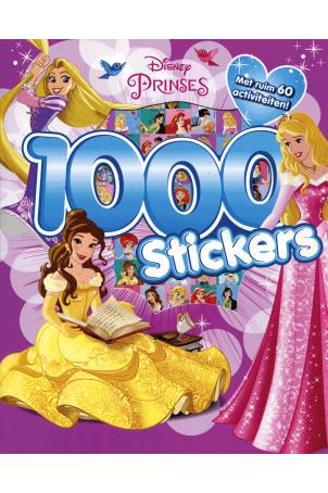 Disney Prinses 1000 stickers