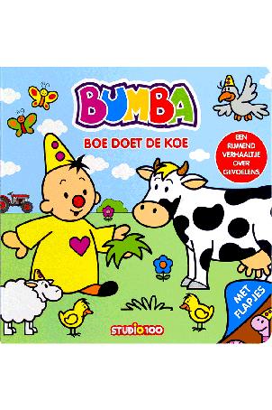 Bumba, boe zegt de koe
