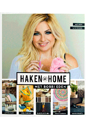 Haken at home met Bobbi Eden