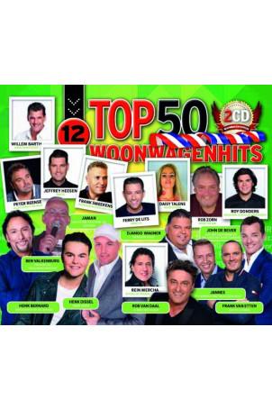 Woonwagenhits Top 50 Volume 12
