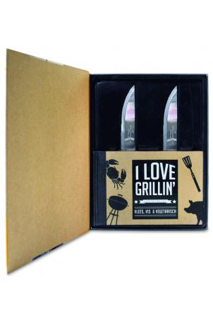 I love grillin