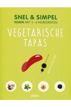 Snel & simpel vegetarische tapas