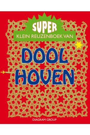 Superklein Reuzenboek Doolhoven