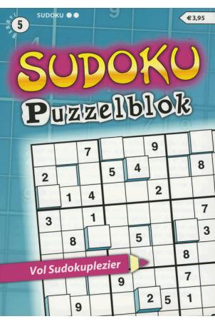 Sudoku Puzzelblok 2 sterren