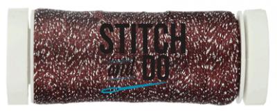 Stitch & Do borduurgaren sparkle bordeaux rood