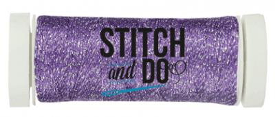 Stitch & Do borduurgaren sparkle violet