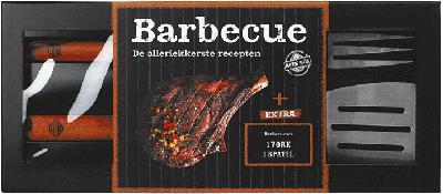 Cadeaubox Barbecue, De Allerlekkerste Recepten