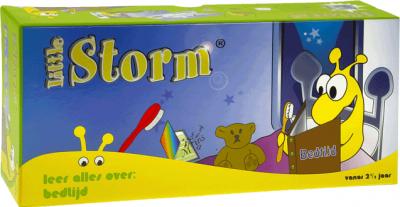 Little Storm Leer alles over bedtijd