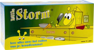 Little storm  leer alles over het vullen van je broodtrommel