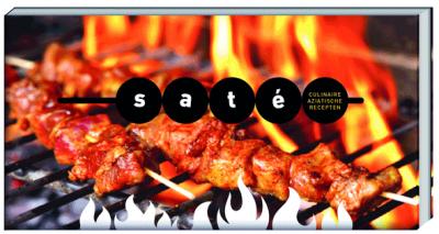 Saté en andere culinaire Aziatische recepten