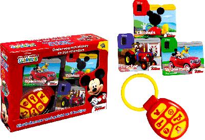 Mickey Mouse, Onderweg met Mickey en zijn vriendjes
