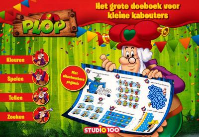 Kabouter Plop - Het grote doeboek