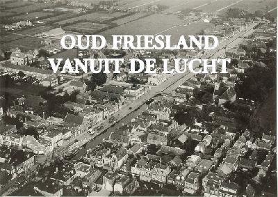 Vanuit de lucht Friesland
