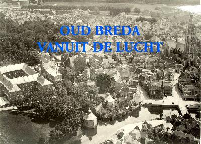 Vanuit de lucht Breda