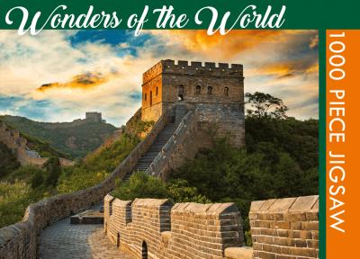Legpuzzel Wereldwonderen 1000 stukjes