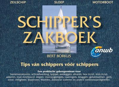 ANWB Schipper's zakboek (tips van schippers voor schippers)