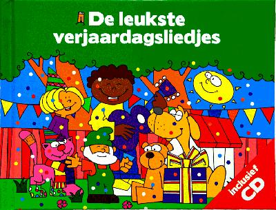 De leukste verjaardagsliedjes Vlaams