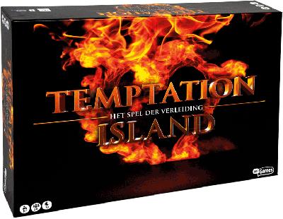 Temptation Island - Het spel der verleiding bordspel