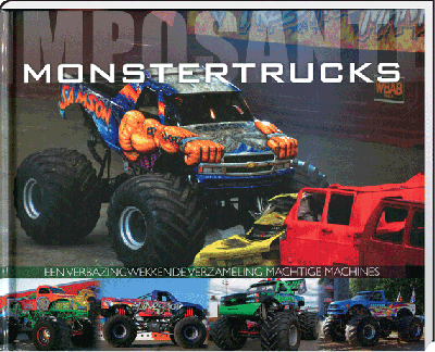 Imposante Monstertrucks