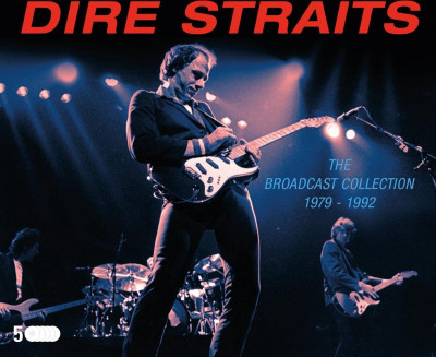 Dire Straits - the broadcast collection 1979-1992 (5 cd)
