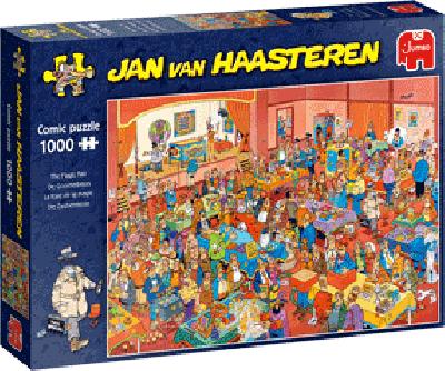 Legpuzzel Jan van Haasteren Goochelbeurs
