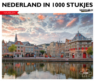 Puzzel Haarlem (1000 stukjes)