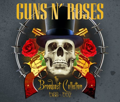 Guns N' Roses - The Broadcast Collection 1988 - 1992