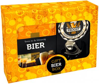 Cadeaubox Bier