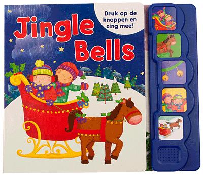 Geluidsboek Jingle Bells