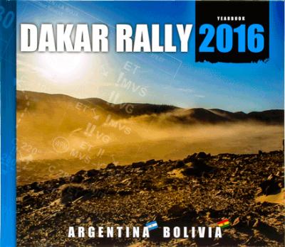 Dakar Rally Jaarboek 2016