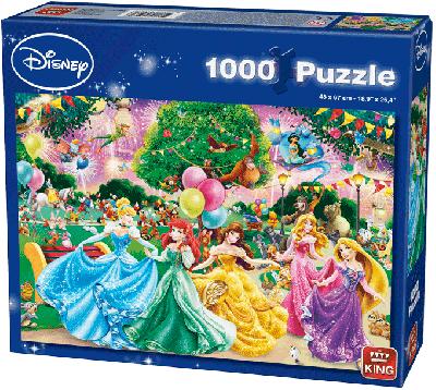 Legpuzzel Disney Fireworks 1000 stukjes