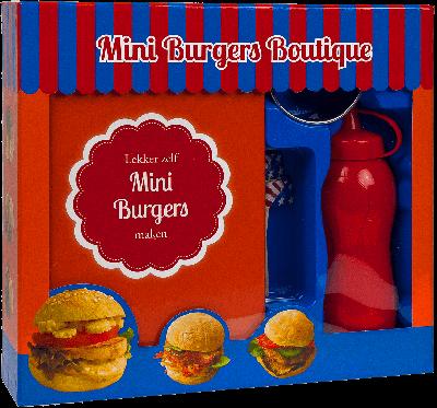 Mini burgers boutique