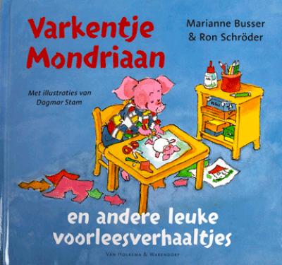 Varkentje Mondriaan
