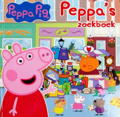 Peppa Pig, Mijn groot zoekboek