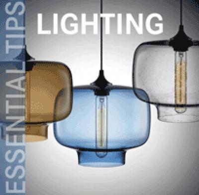 Lighting (Essential tips)